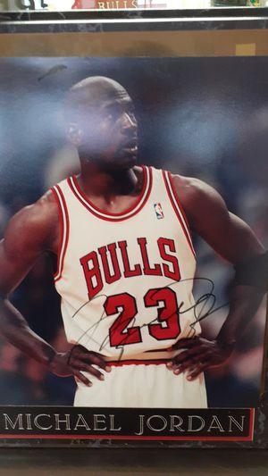 Michael Jordan original signature for Sale in Chicago, IL