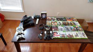 Mega Xbox 360 bundle for Sale in Stone Ridge, VA