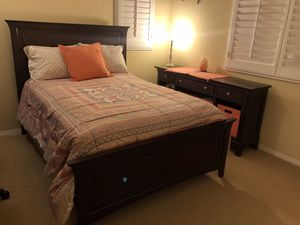 6 Piece Full Size Bedroom Set for Sale in Chula Vista, CA