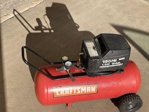 CRAFTSMAN 150PSI ,15 GAL. Air compressor for Sale in Prineville, OR