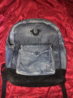 ((((PENDING PICKUP)))))FREEEEEEEEEEE True Religion Backpack. for Sale in San Diego, CA