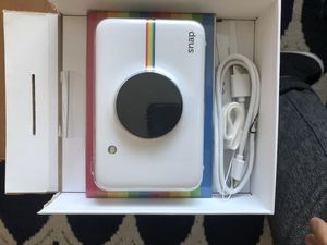 New snap polaroid camera for Sale in Los Angeles, CA