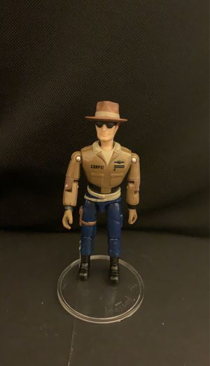 """The Corps Ranger Rick Military Soldier 3.75"""" Action Figure 1986 Lanard for Sale in Gilbert, AZ"""