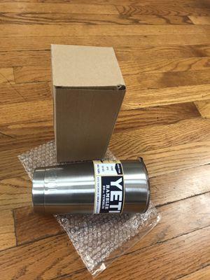 Brand new. 20oz yeti mug cooler rambler for Sale in Matthews, NC