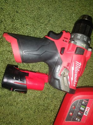 M12 milwaukee fuel hammer drill... for Sale in Philadelphia, PA