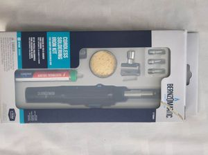 BERNZOMATIC CORDLESS SOLDERING IRON KIT for Sale in Turlock, CA