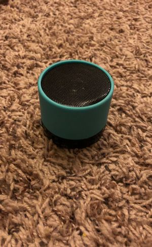 Bluetooth Speaker for Sale in Chantilly, VA
