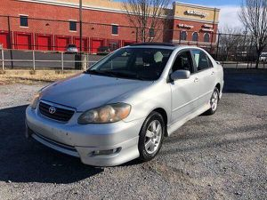 2006 Toyota Corolla S for Sale in Silver Spring, MD