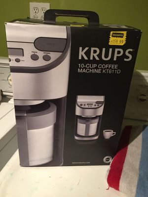 Krups coffee machine for Sale in Silver Spring, MD