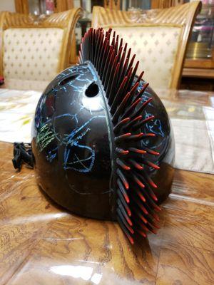 Raskullz Mohawk Scribble Skullz Helmet Small age 5 + for Sale in Silver Spring, MD