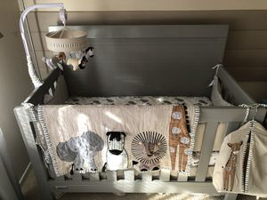 Lambs & Ivy Neutral Baby Bedding for Sale in Santee, CA