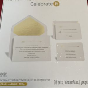 Wedding invitation kit for Sale in Kent, WA
