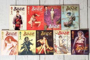 Blade of the Immortal Lot of 9 English Manga TPB Dark Horse Comics - Near Mint for Sale in Harrisonburg, VA