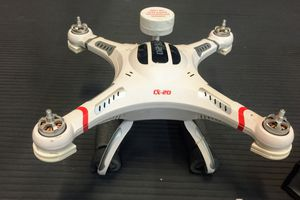Drone Parts Cheerson CX20 Drone. Not working 1 motor out of synch. Spare batteries balanced charger 4 new motors 2 controllers gimbal must take all for Sale in San Diego, CA