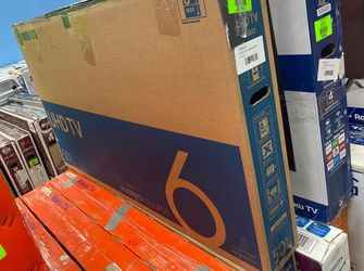 Samsung UN50NU6900F 50in Tv☺️☺️☺️ 6KCB for Sale in Chino Hills,  CA