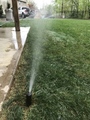 sprinkler sistems new instalation repair ect. free stemate for Sale in Green Brook Township, NJ