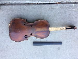 old 1783 violin for Sale in West Covina, CA