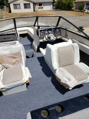 Project boat and trailer for Sale in San Bernardino, CA