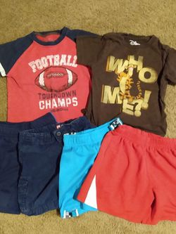 Toddler Boy Clothes 2T, 3T, 4T for Sale in Newport,  KY