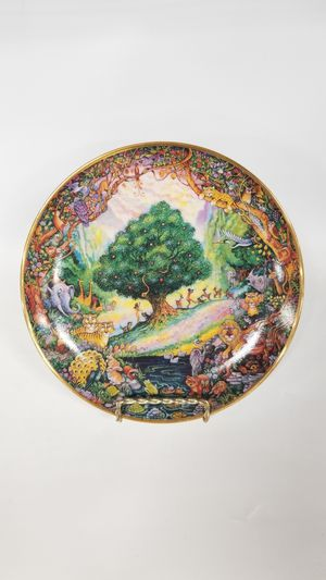 Franklin Mint Paradise Plate (I-5004) for Sale in Tacoma, WA