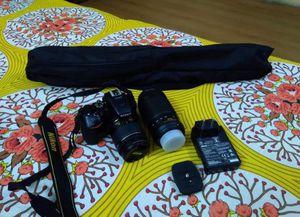 Camera Nikon d5600 for Sale in Elk Grove Village, IL