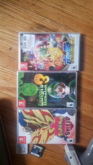 Nintendo switch games for Sale in Henrietta, NY