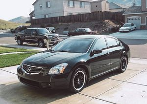 Beautiful 2007 Nissan Maxima FWDWheelssss for Sale in Fremont, CA