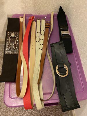 Women's belts for Sale in Jacksonville, FL