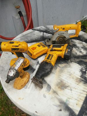 dewalt 18 volt for Sale in Thomson, GA