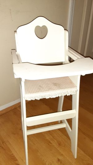 High chair kids toy for Sale in Bakersfield, CA