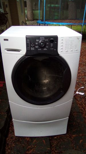 Kenmore Elite HE1 front load washer for Sale in Bothell, WA