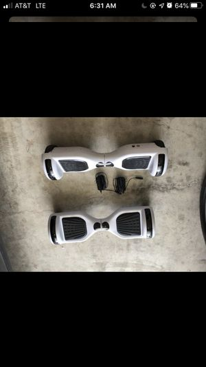 Hover boards for sale 2 available for Sale in Cedar Park, TX