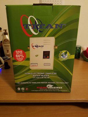 Titan water heater N-120 for Sale in Miami, FL