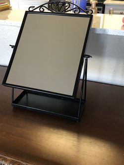Black Table Vanity Mirror for Sale in Hillsboro,  OR
