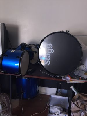 Drum set, new for Sale in San Pedro, CA
