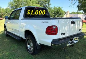 ✅💲1,OOO For sale URGENTLY 2OO2 Ford F-15O XLT✅ for Sale in Washington, DC