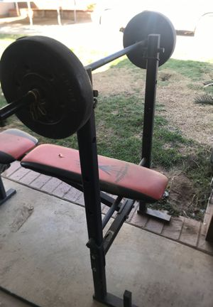 Bench work out thing for Sale in Perris, CA
