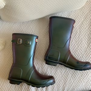 Hunter Boots Size 8 for Sale in Snoqualmie, WA