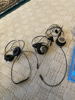 Headsets/USB/Computer Headset for Sale in Santa Ana, CA