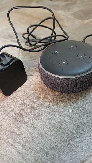 Amazon Alexa for Sale in Saginaw, MI