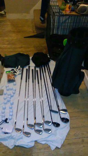 Men's Titleist Golf Club Set Bag & Accessories for Sale in Richmond, VA