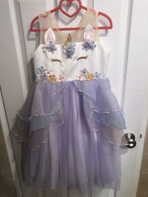 Unicorn dress for Sale in La Habra Heights, CA