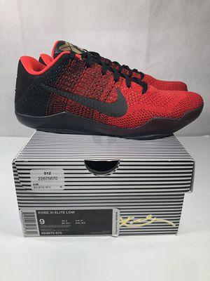 Nike Kobe 11 Achilles Heel Size 9 New for Sale in Huntington Beach, CA