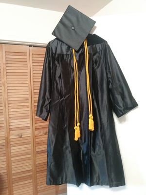 NVCC Cap and Gown for Sale in Arlington, VA