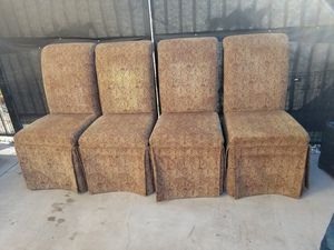 """BEAUTIFUL chair. All for $50"""""""""""""""" Firm in price"""""""""""""""""""" for Sale in Moreno Valley, CA"""