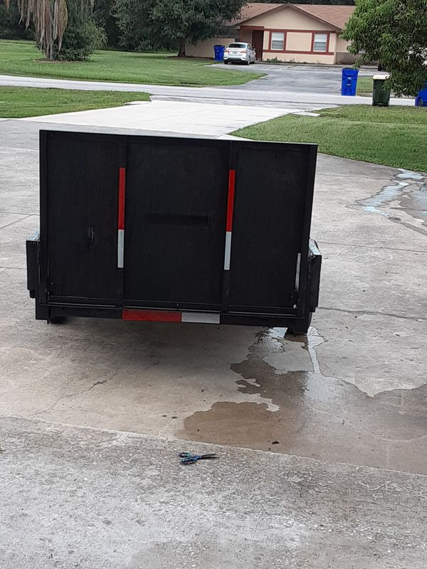 4x10 utility trailer will trade for golfcart if that's an option