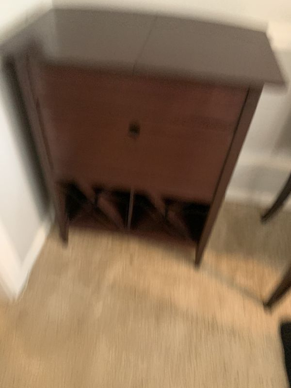 Wine cabinet in good condition