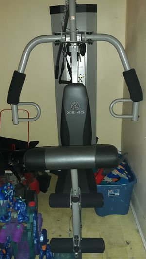 Golds gym workout all in one. for Sale in Port Washington, OH
