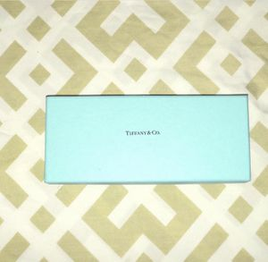 TIFFANY & CO. Jewelry Roll/Leather Black Case for Sale in Denton, TX