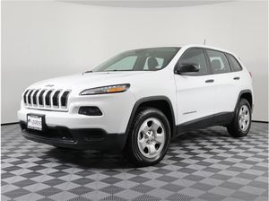 2016 Jeep Cherokee for Sale in Burien, WA